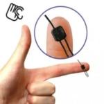 Kleinster Telefonsender der Welt (nicht größer als eine Erbse), starke Sendeleistung als Abhörgerät für Telefonüberwachung. Einbauversion in Telefon, Telefonsteck-/und Verteilerdose.