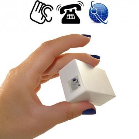 Telefon-Abhörgeräte mit GSM-Funk für Telefonüberwachung ohne Grenzen. Kein Entfernungslimit zum Anschluss. Weltweit in allen Netzen einsetzbar. Alle Telefonate parallel mithörbar. Gespräche werden aufgezeichnet.