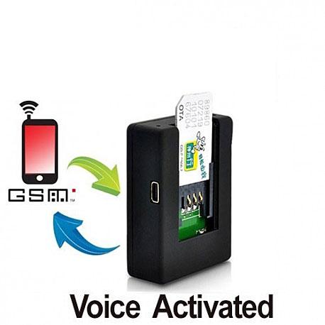 Dieses Abhörgerät arbeitet global über das Mobilfunknetz und ruft automatisch an, falls am Ort des Geschehens gesprochen wird. Überwachen Sie jeden Raum Raum weltweit !