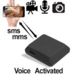 GSM Fern-Abhörgerät, Audio-, Foto-, Video-Falle in einem Gerät. Multifunktiones Abhörgeräte für globale Video- Bild- & Audioüberwachung über das GSM Handy-Netz.